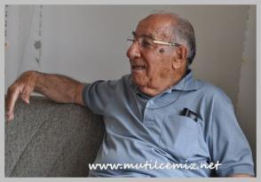 MUT'LU HASİP TÜRKÖN İLE SÖYLEŞİ