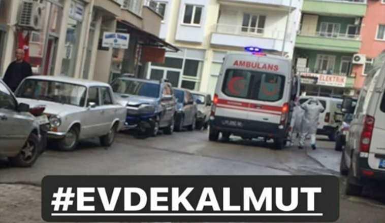 MUT'TA KORONAVİRÜS VAKALARI