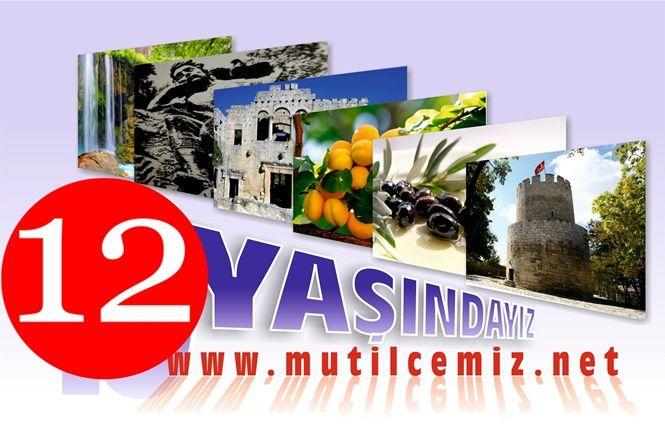 MUTİLCEMİZ.NET 12. YILINDA