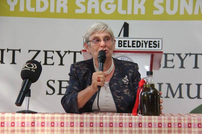"KARATAY ""ZEYTİN ALTIN, ZEYTİNYAĞI ALTIN SUYUDUR"""