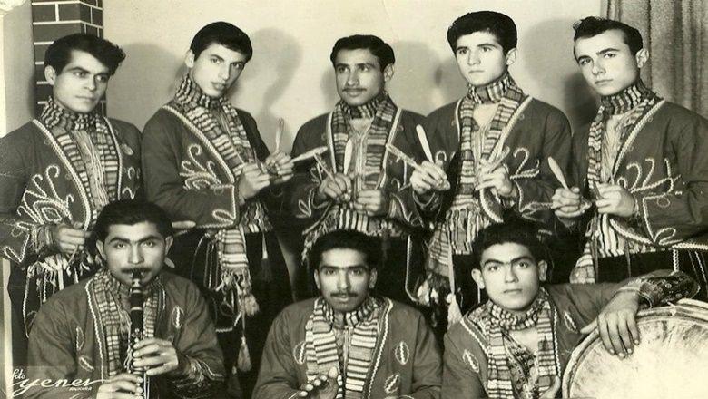 MUT FOLKLOR EKİBİ 1961