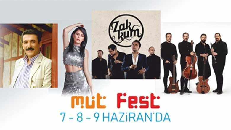 FESTİVAL 7-8-9 HAZİRAN'DA