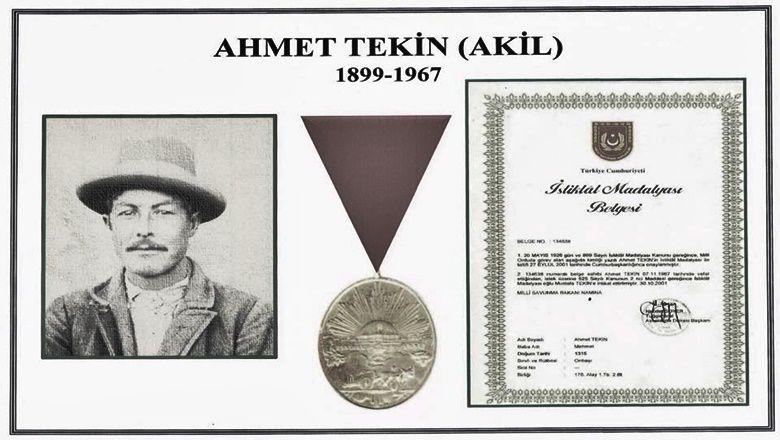 AHMET TEKİN (AKİL)