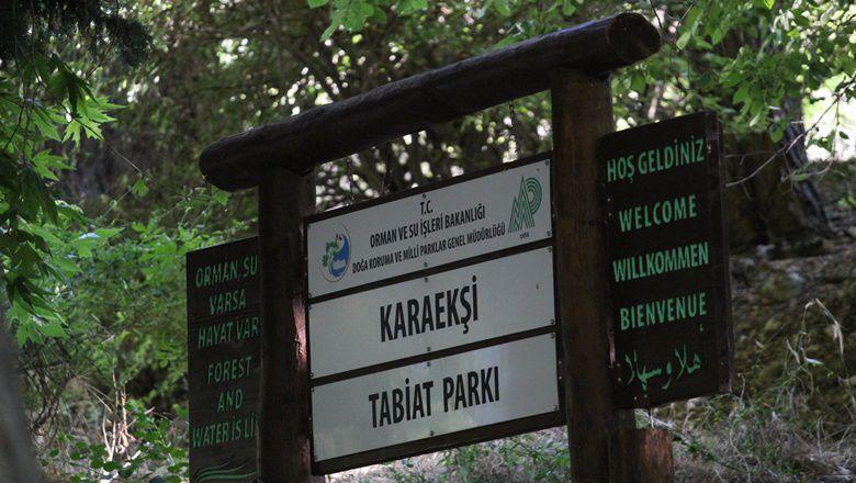KARAEKŞİ TABİAT PARKI