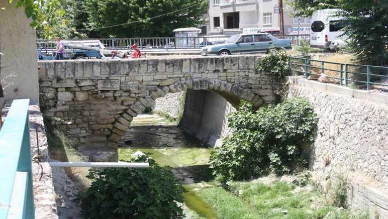 Mut Taş Köprü