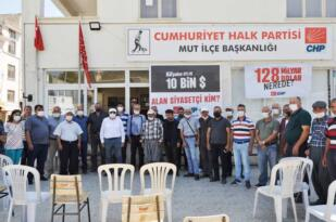 "CHP ""MAFYADAN 10 BİN DOLAR ALAN SİYASETÇİ""NİN PEŞİNDE"